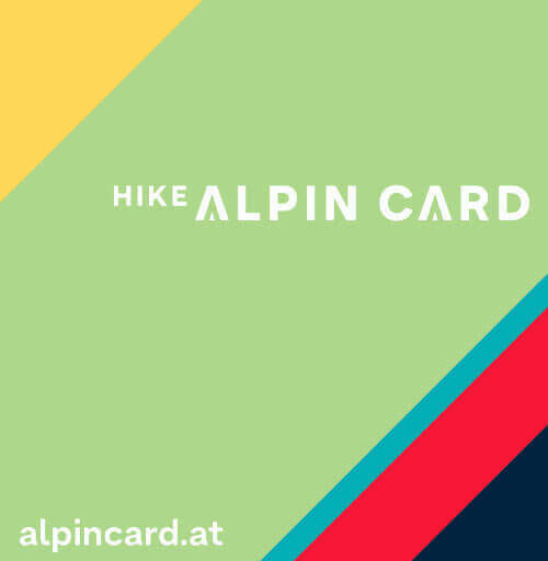 hike alpin card